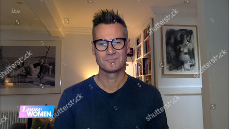 Editorial photo of 'Loose Women' TV Show, London, UK - 30 Oct 2020