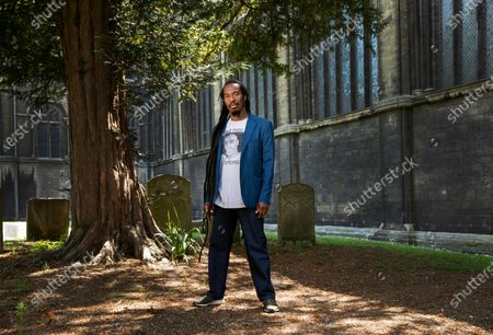 Editorial picture of Benjamin Zephaniah photoshoot, Peterborough, UK - 23 Jun 2020