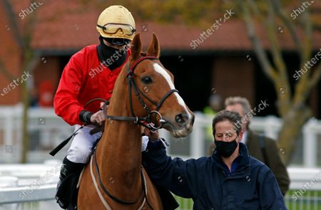 Editorial photo of Horse Racing - 30 Oct 2020