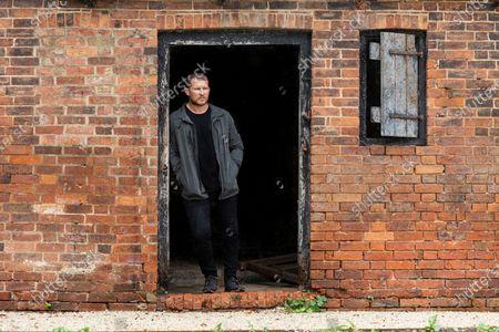 Editorial image of Dylan Hartley photoshoot, Northamptonshire, UK - 19 Aug 2020