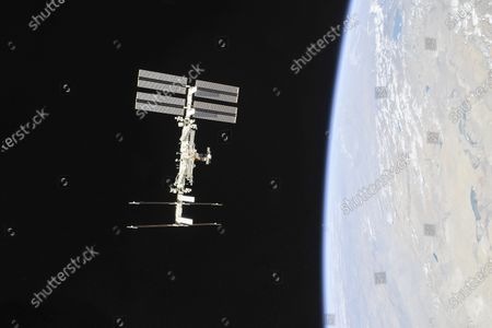 Editorial image of Living in Space 20 Years, Outer Space - 04 Oct 2018