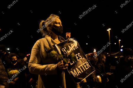Redaktionelles Foto von Police Shooting Washington, Vancouver, United States - 30 Oct 2020