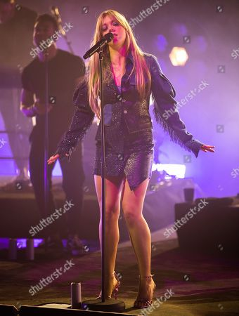 Becky Hill in concert