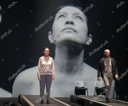 Wendy Kweh as M,  Jonathan Slinger as A