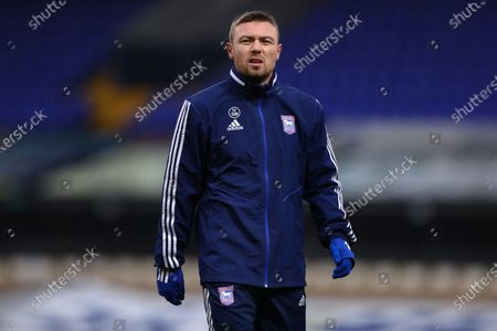 Freddie Sears of Ipswich Town - Ipswich Town v Crewe Alexandra, Sky Bet League One, Portman Road, Ipswich, UK - 31st October 2020Editorial Use Only - DataCo restrictions apply
