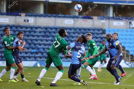 Editorial picture of Wycombe Wanderers v Sheffield Wednesday, EFL Sky Bet Championship - 31 Oct 2020