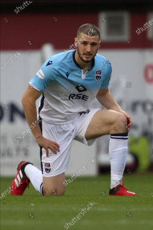 Alex Iacovitti during the Scottish Premiership match between Dundee United and Ross County at Tannadice Park, Dundee