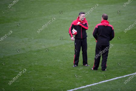 Stephen Jones and Gethin Jenkins