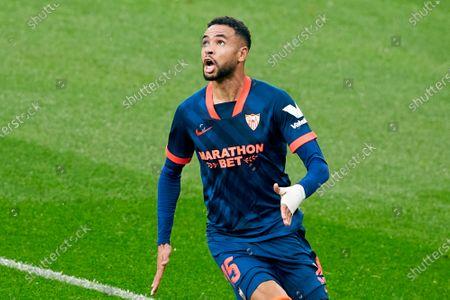 Youssef En-Nesyri of Sevilla CF