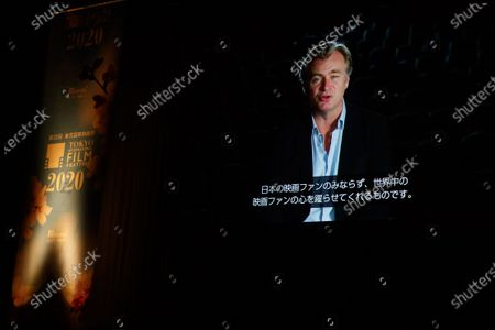 Editorial picture of 33rd Tokyo International Film Festival, Opening Ceremony, Tokyo, Japan - 31 Oct 2020