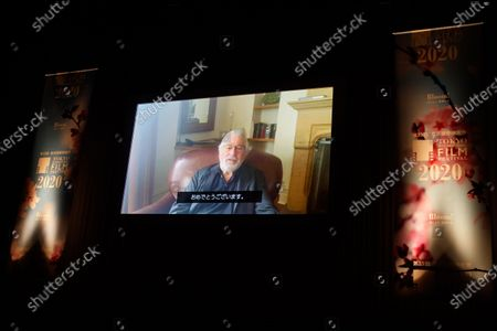 Robert De Niro video message