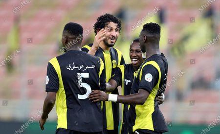 Editorial image of Al-Ittihad vs Al-Ahli, Jeddah, Saudi Arabia - 31 Oct 2020