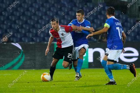 Uros Spajic of Feyenoord