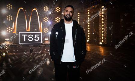 Editorial photo of McDonald's 'I'm Lovin' It Live' music festival, Day 2, UK - 31 Oct 2020