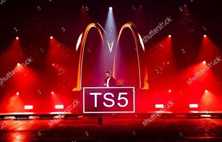 Editorial image of McDonald's 'I'm Lovin' It Live' music festival, Day 2, UK - 31 Oct 2020