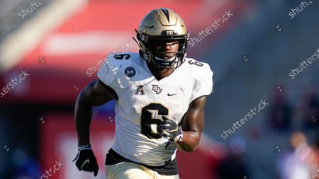 Central Florida wide receiver Marlon Williams (6) runs a pass route during an NCAA football game against Houston on in Houston