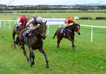NAAS 1-November-2020. PERSIAN QUEEN and Colin Keane win for owner David Brennan and trainer Noel Meade (pictured).