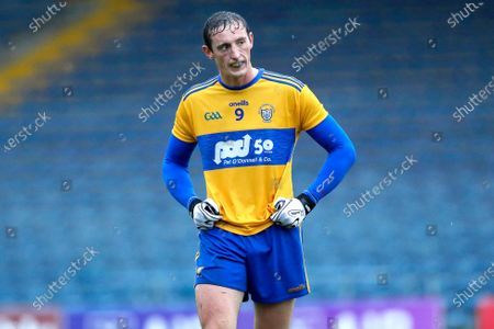 Clare vs Tipperary Clare's Cathal O'Connor dejected at the end of the game