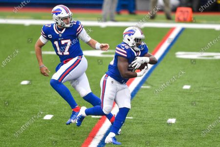 Editorial picture of Patriots Bills Football, Orchard Park, United States - 01 Nov 2020