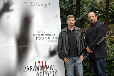 Director Oren Peli and Producer Steven Schneider