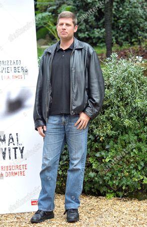 Director Oren Peli