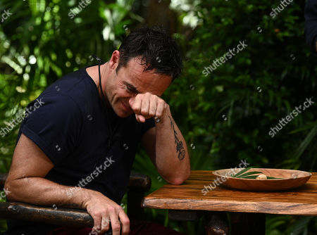 Stock Picture of Anthony McPartlin