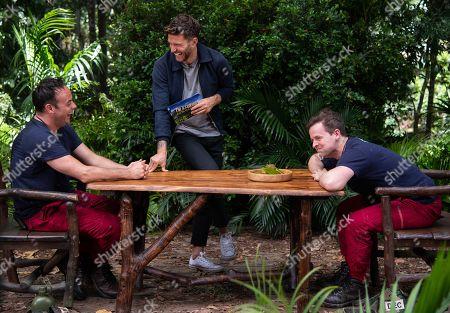 Editorial photo of 'I'm A Celebrity...A Jungle Story' TV show, Episode 1 - 08 Nov 2020