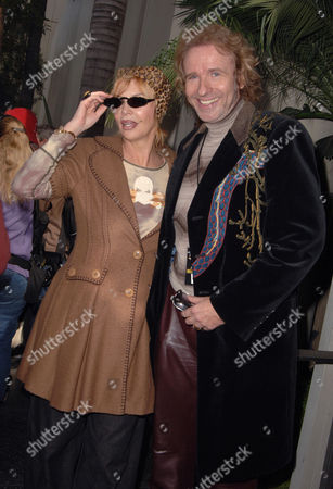Thomas Gottschalk and wife Thea Gottschalk
