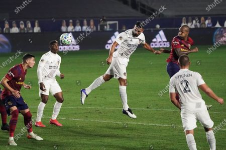Editorial image of MLS Real Salt Lake Galaxy Soccer, Carson, United States - 01 Nov 2020
