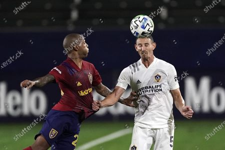 Editorial photo of MLS Real Salt Lake Galaxy Soccer, Carson, United States - 01 Nov 2020