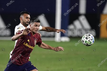 Editorial picture of MLS Real Salt Lake Galaxy Soccer, Carson, United States - 01 Nov 2020