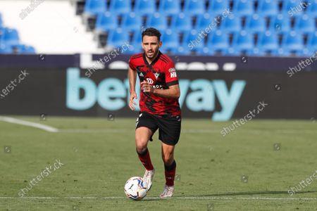 Editorial picture of Soccer : 2020-2021 La Liga Smartbank : CD Leganes 1-0 CD Mirandes, Leganes, Spain - 01 Nov 2020