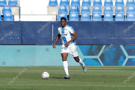 Editorial photo of Soccer : 2020-2021 La Liga Smartbank : CD Leganes 1-0 CD Mirandes, Leganes, Spain - 01 Nov 2020