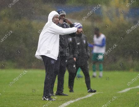 QPR U18 coach Chris Ramsey