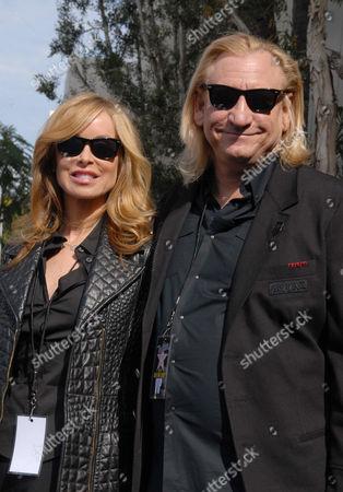 Joe Walsh and Wife