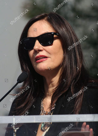 Stock Picture of Barbara Orbison