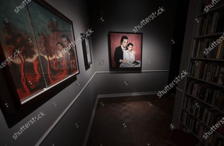 Editorial photo of Stranger Than Kindness: The Nick Cave Exhibition, Copenhagen, Denmark - 02 Nov 2020