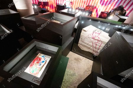 Editorial image of Stranger Than Kindness: The Nick Cave Exhibition, Copenhagen, Denmark - 02 Nov 2020