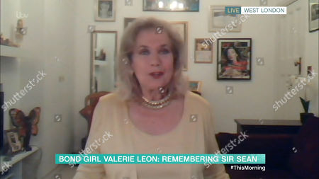Stock Photo of Valerie Leon