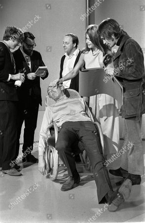Editorial photo of 'We Have Ways of Making You Laugh' TV Show, Series 1, Episode 1 UK   - 02 Aug 1968