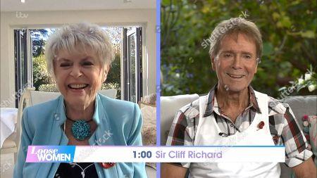 Gloria Hunniford, Sir Cliff Richard
