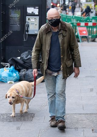 Editorial picture of Ken Livingstone out and about, London, UK - 31 Oct 2020
