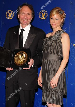 Stock Photo of Christopher Goutman and Julie Bowen