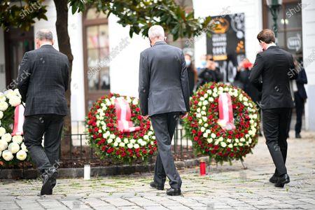 Editorial image of Vienna terror attack, Austria - 01 Nov 2020