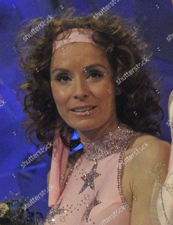 Editorial photo of 'Dancing on Ice' TV Programme, Elstree Studios, Borehamwood., Britain -  31 Jan 2010