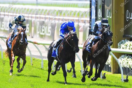 Editorial picture of Horse racing - Melbourne Cup Day, Australia - 03 Nov 2020