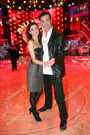 Daniel McVicar and Virginia DeAgostini