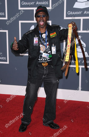 Editorial photo of 52nd Annual Grammy Awards, Arrivals, Los Angeles, America - 31 Jan 2010