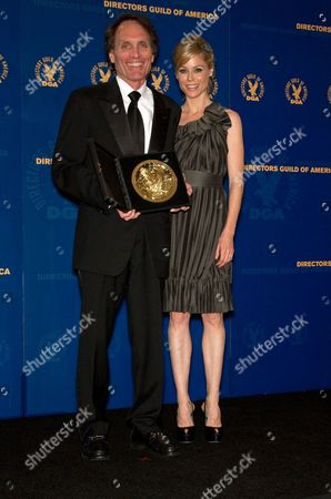 Christopher Goutman and Julie Bowen