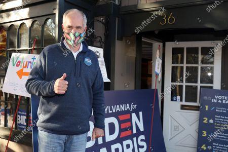 "Ahead of a statewide blitz by Joe Biden, Jill Biden, Kamala Harris, and Doug Emhoff, Biden for President Pennsylvania's Senator Robert Patrick Casey Jr hosted a ""Get Out the Vote"" Weekend of Action"
